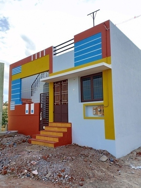 Anaiyur - Madurai Project