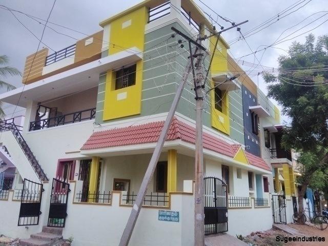 Parijatham Street Home