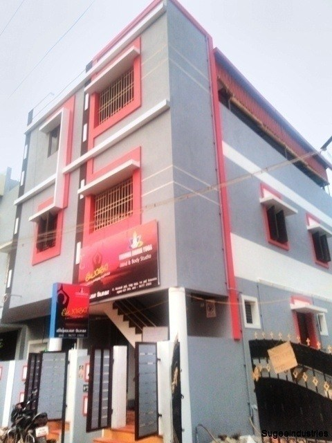 TVS Nagar Madurai