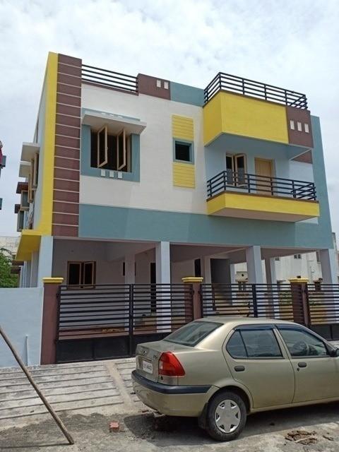 Thambaram - Chennai Project
