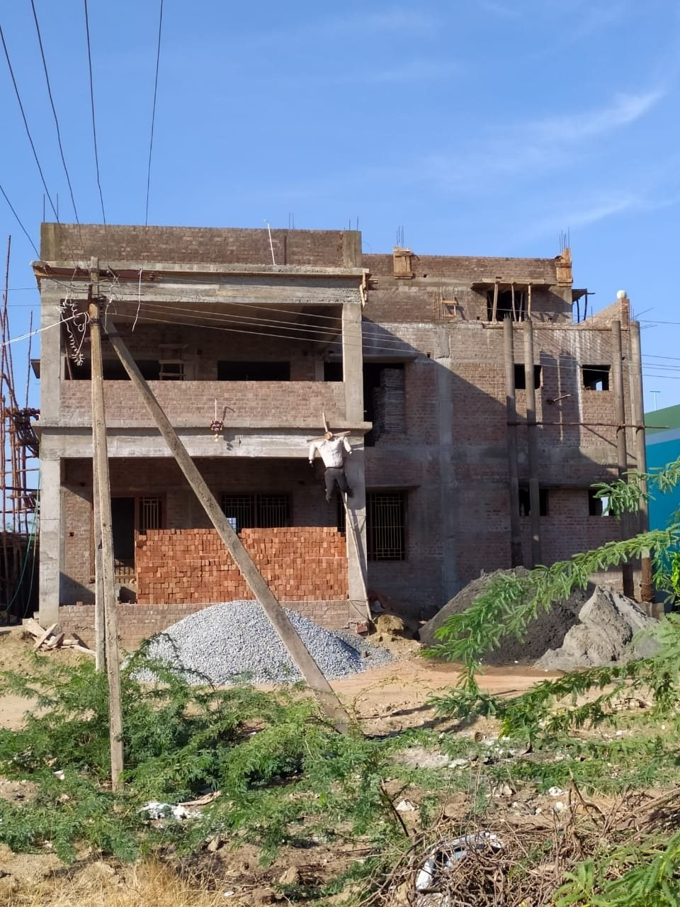 Tuticorin Project Front view